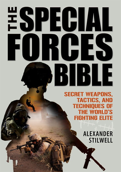 special forces bible cover